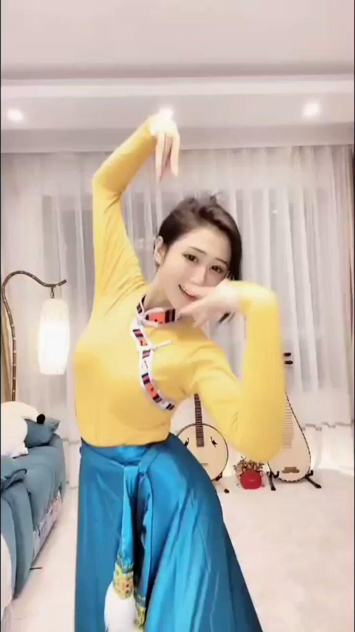 #花椒好舞蹈 #郭羿君  舞蹈《神奇的九寨》