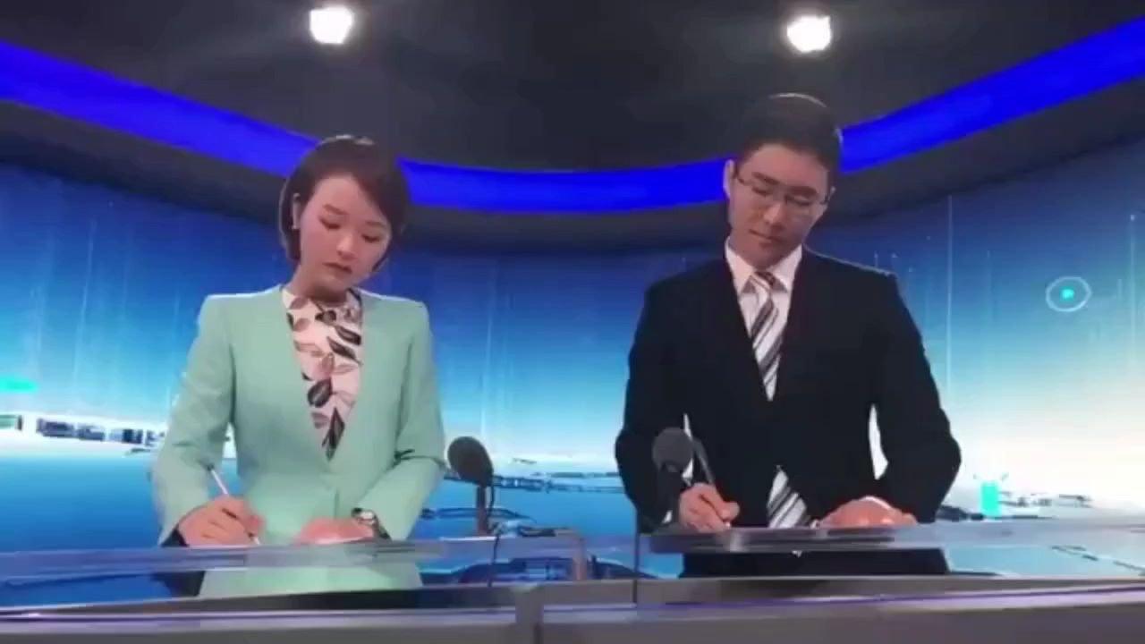 最温馨的新闻直播间。#花椒好声音