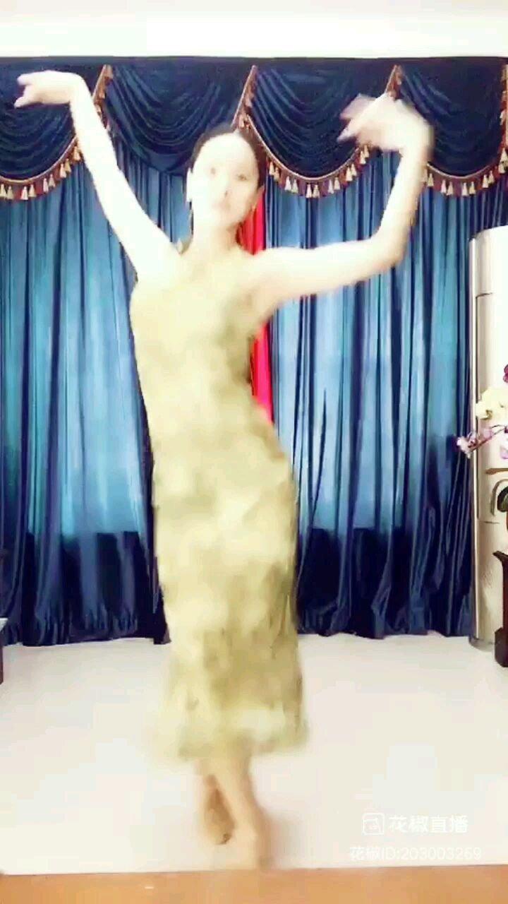 #花椒好舞蹈  @Anne.古典舞 《彻悟》