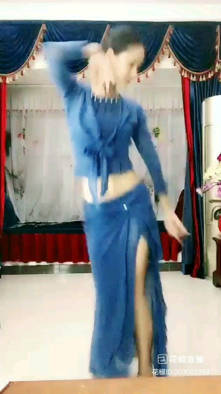 #花椒好舞蹈  @Anne.古典舞 《亲爱的你可知》