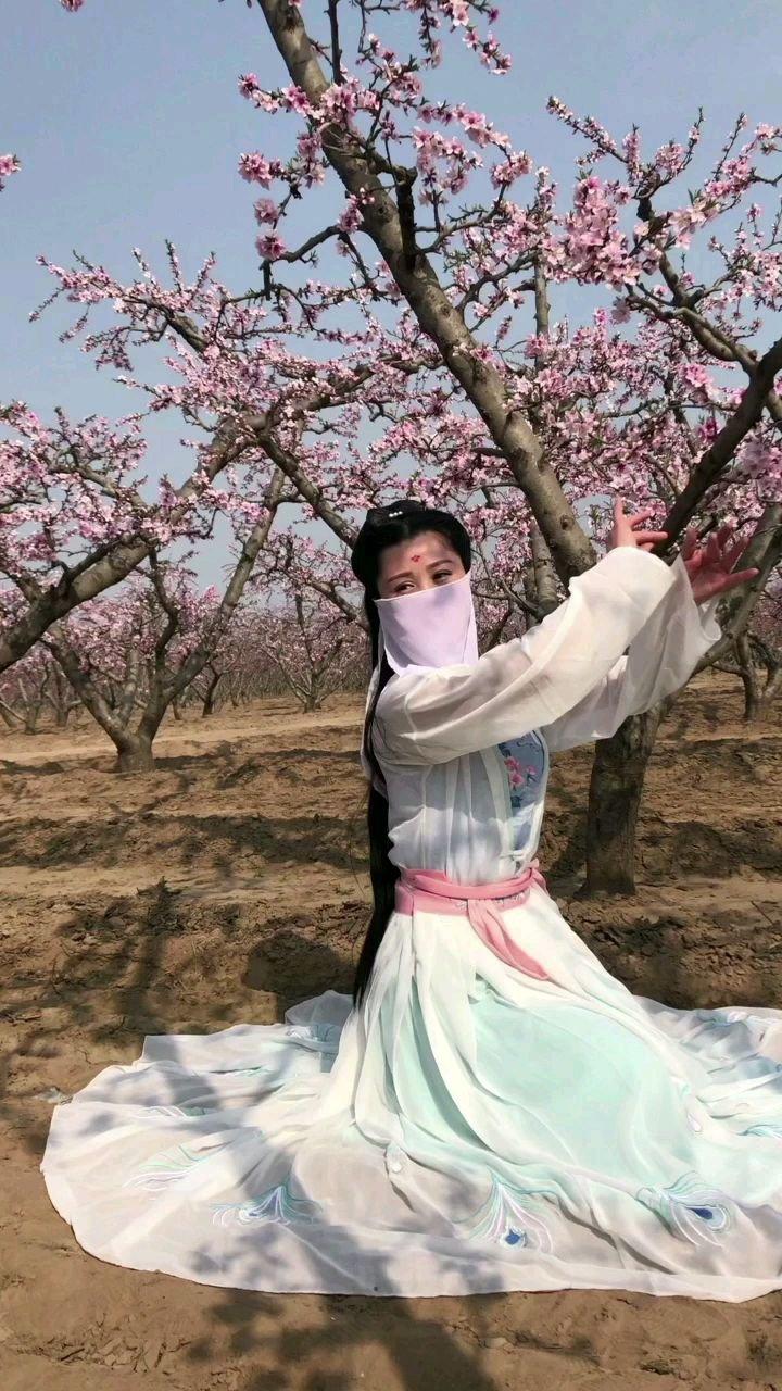 @花椒热点 #最美古风 #3月你好 #三生三世桃花
