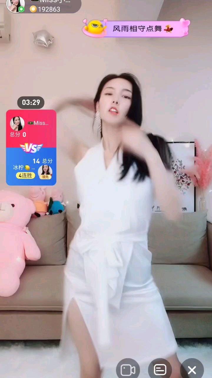 小米跳舞棒棒哒!,