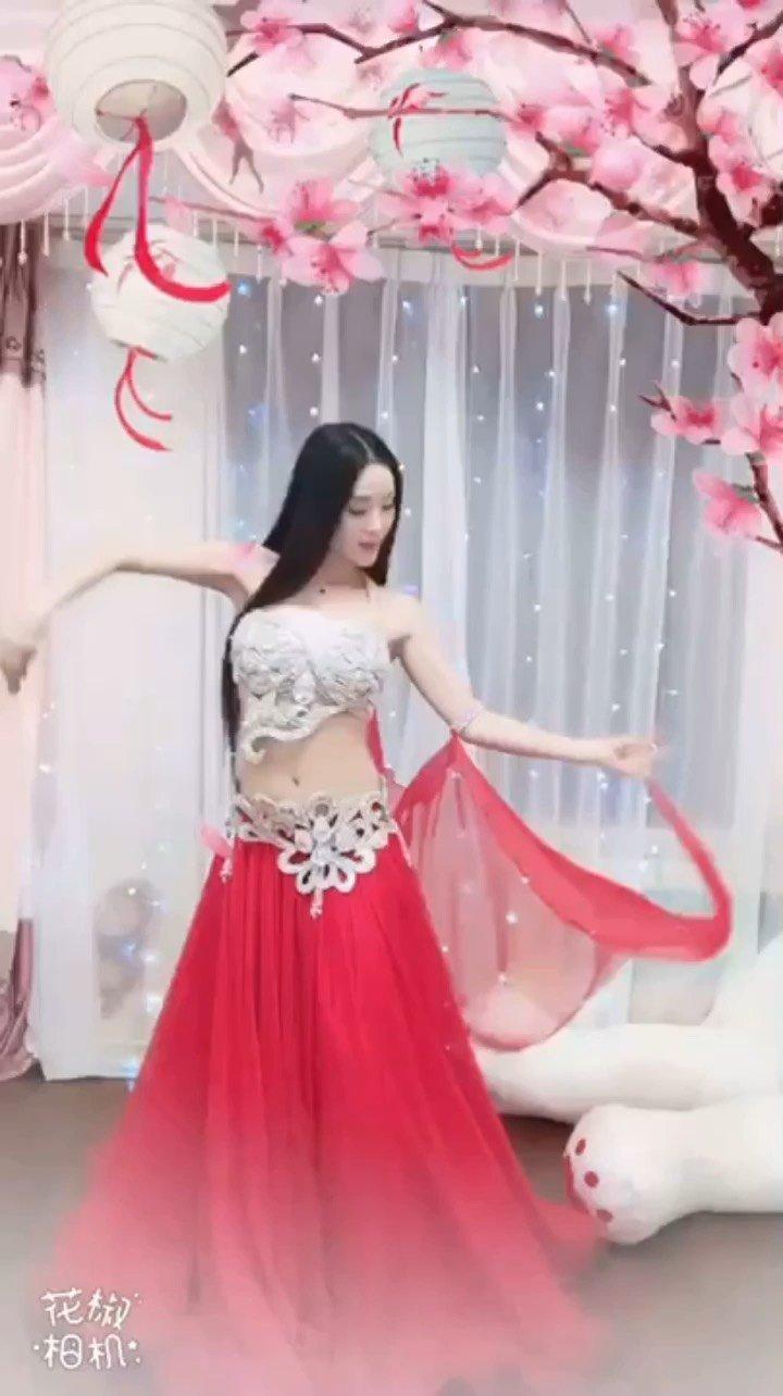@甜品公主4月2号周年庆~  东方舞