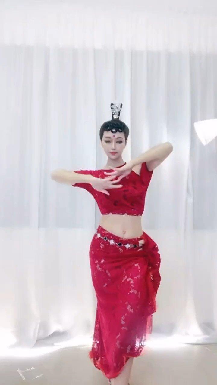 @万娜love 古典舞#花椒好舞蹈