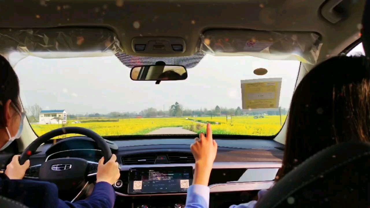有时我想一个人,有时有想一人!我的三好先生在哪里?#博越 #汽车 #开着车听着歌