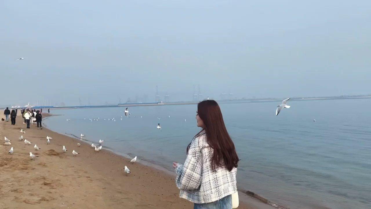 一起看海吧~
