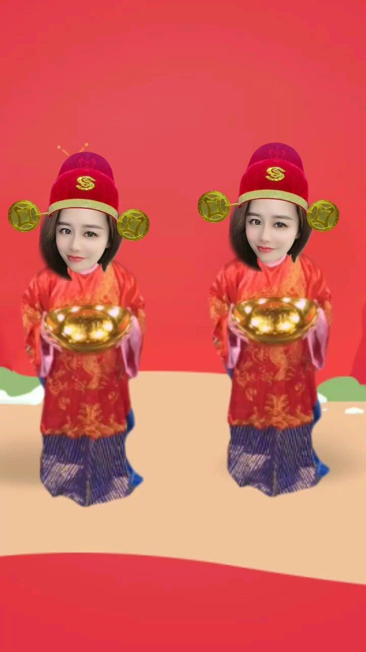 #我的新春礼物 祝大家新年快乐???