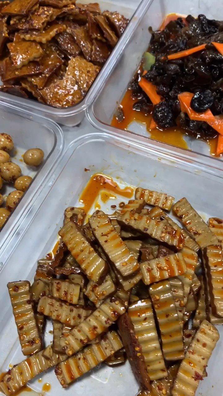 凉拌菜要想做得好,万能拌菜汁不能少#美食 #手艺人 #凉拌菜
