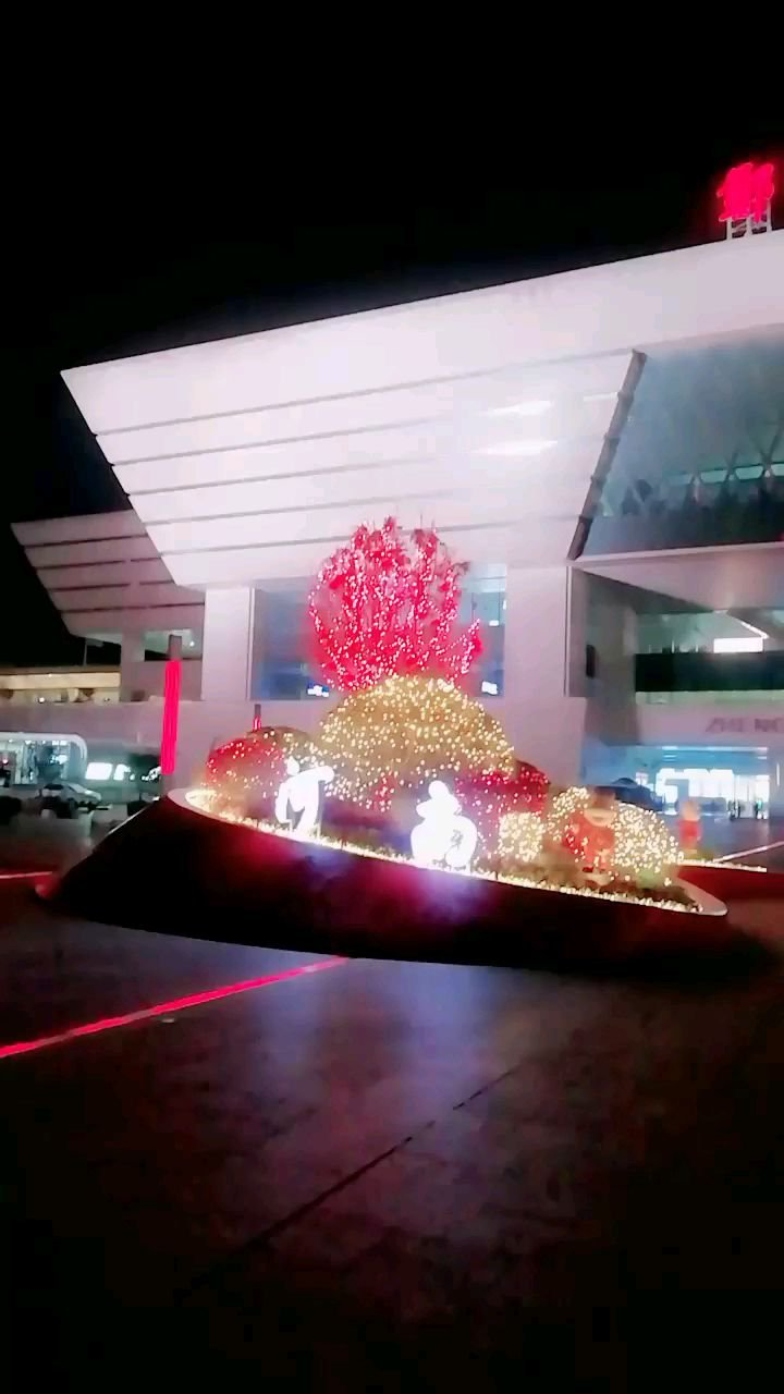 欢迎您抵达郑州东站?