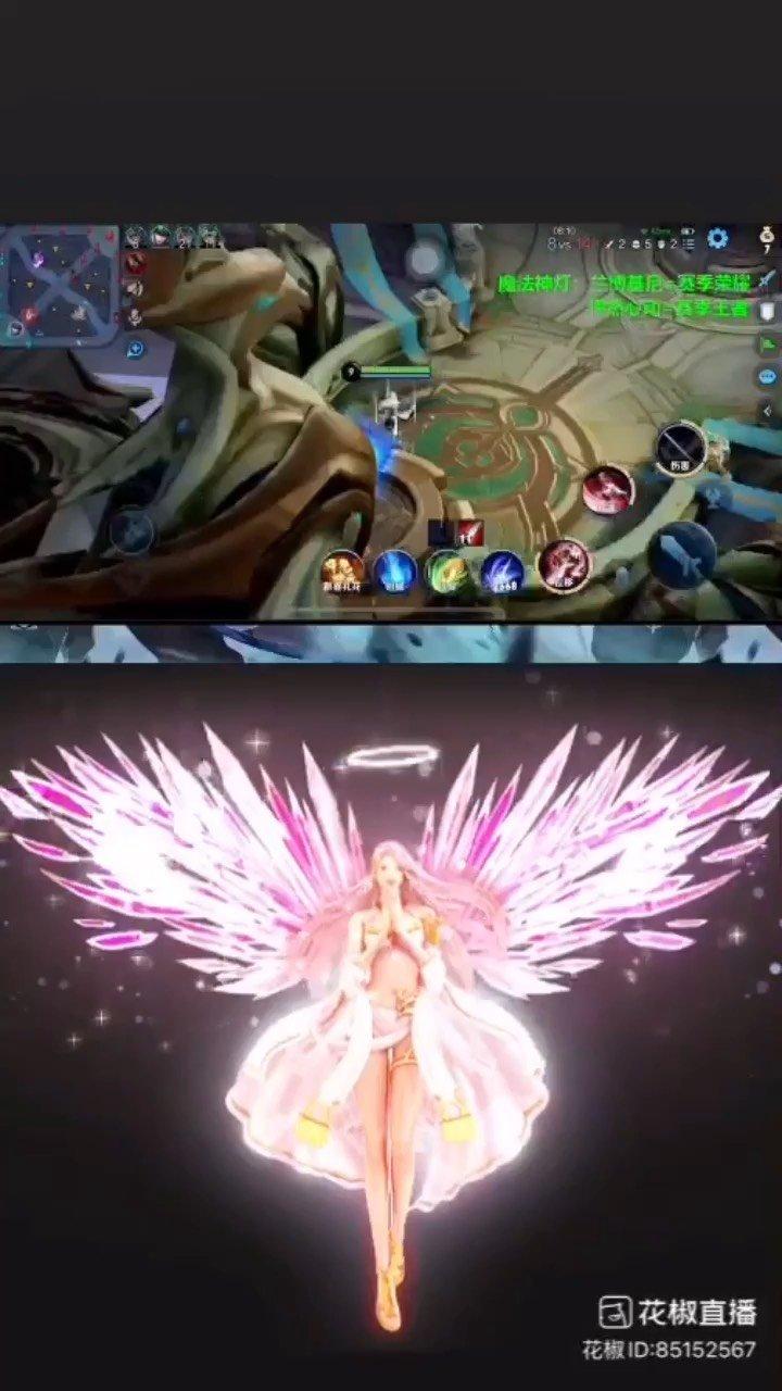 最美女神降临?
