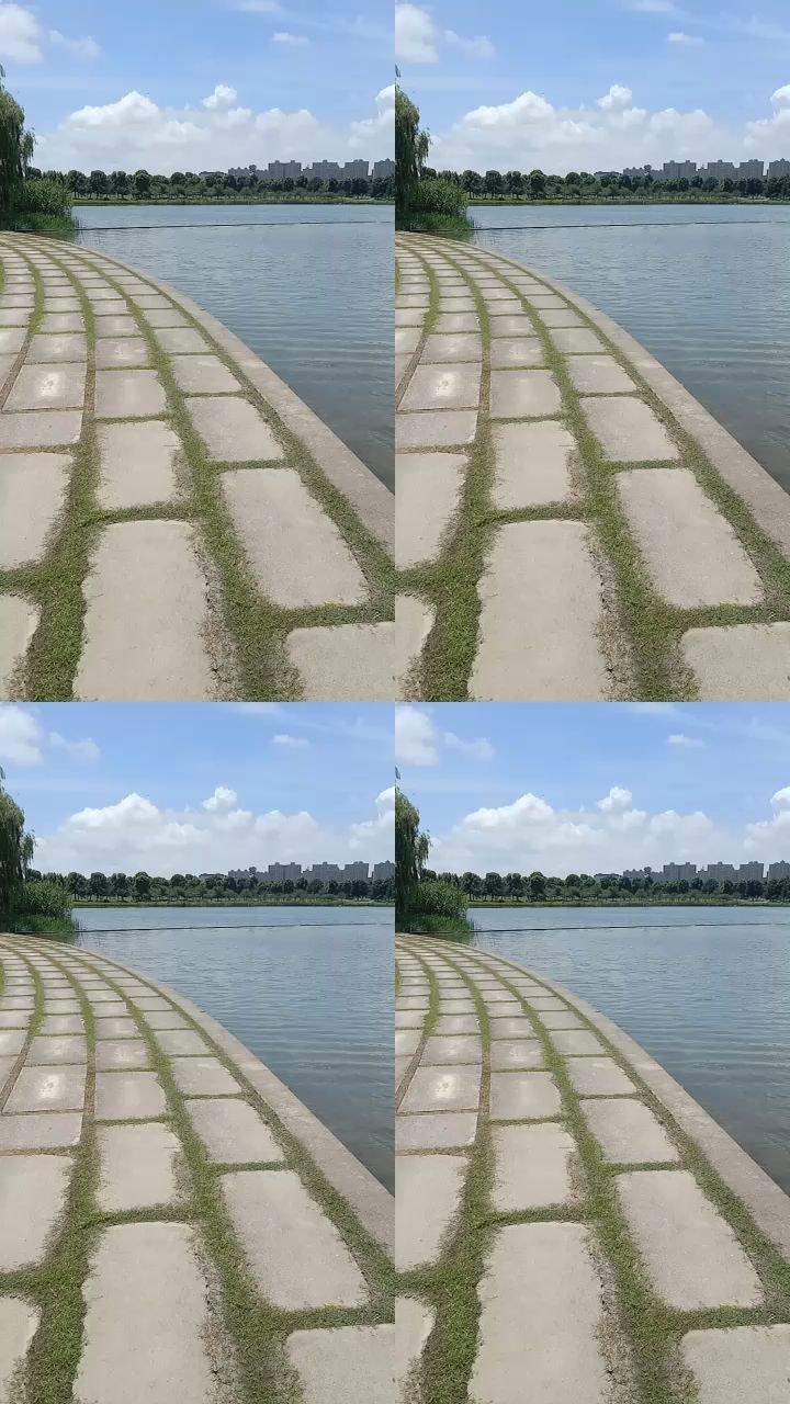 桐乡凤凰湖公园