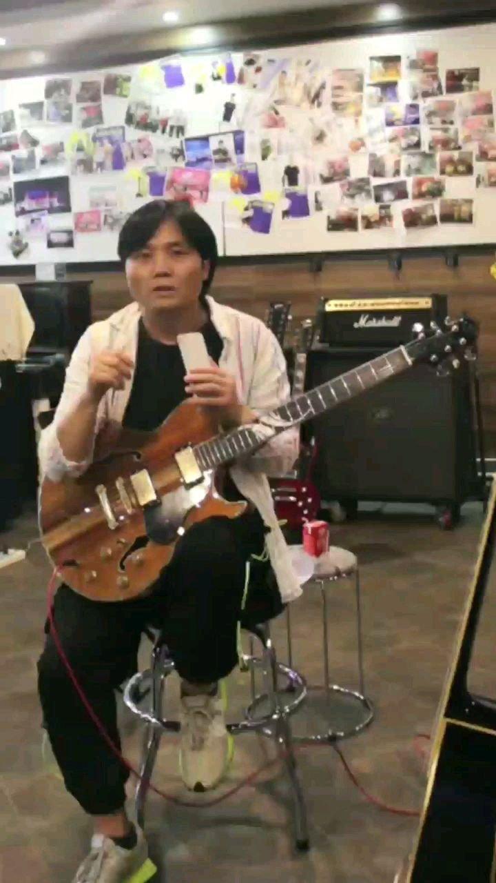 吉他,教你怎么使用力量的