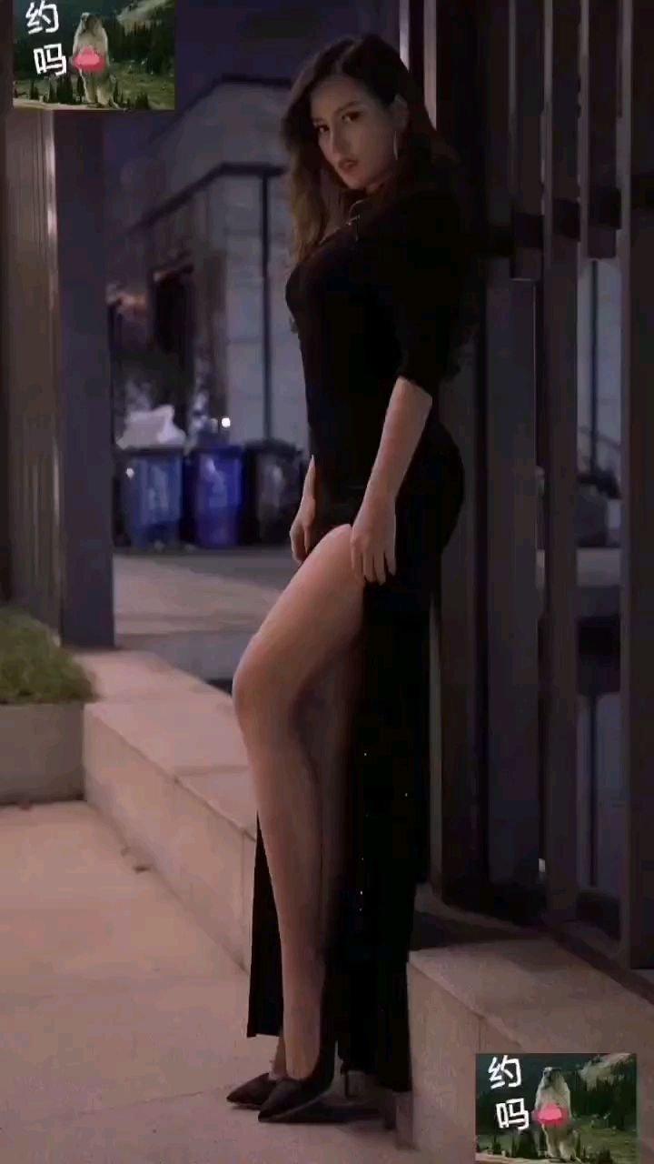#谁还没有大长腿了 #挑战小蛮腰