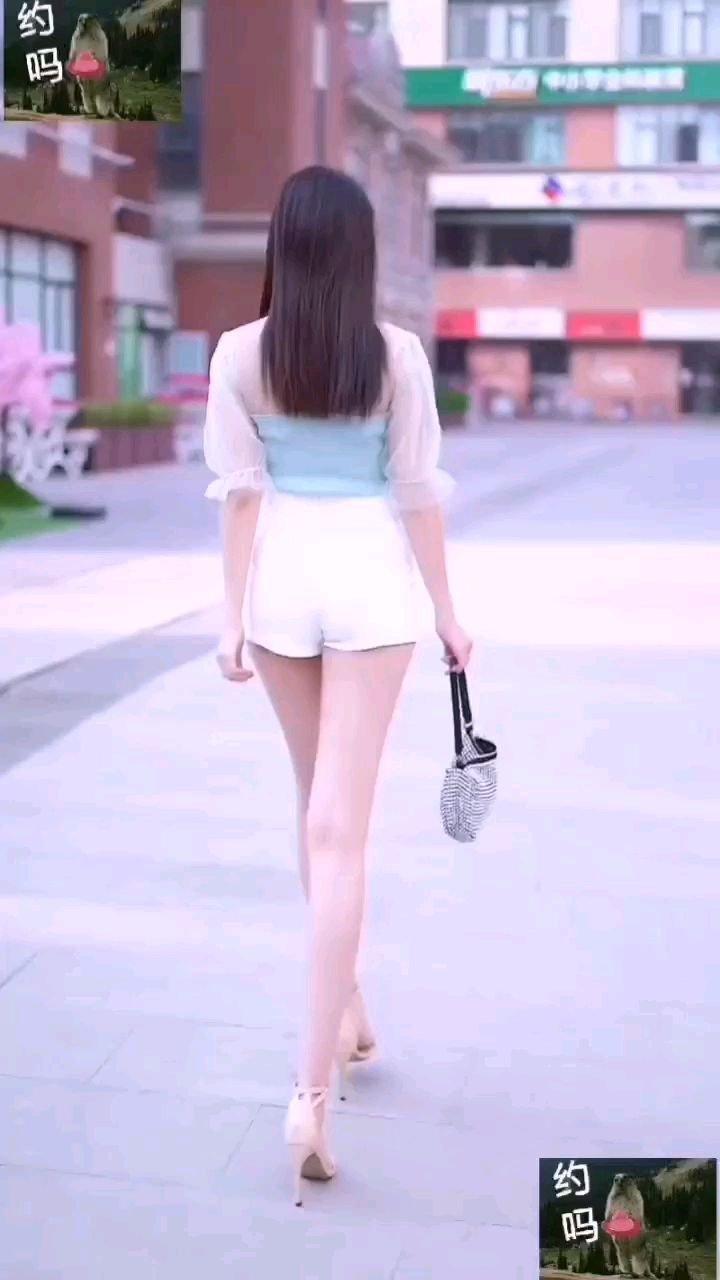 #花椒颜选 #谁还没有大长腿了 #最美素颜