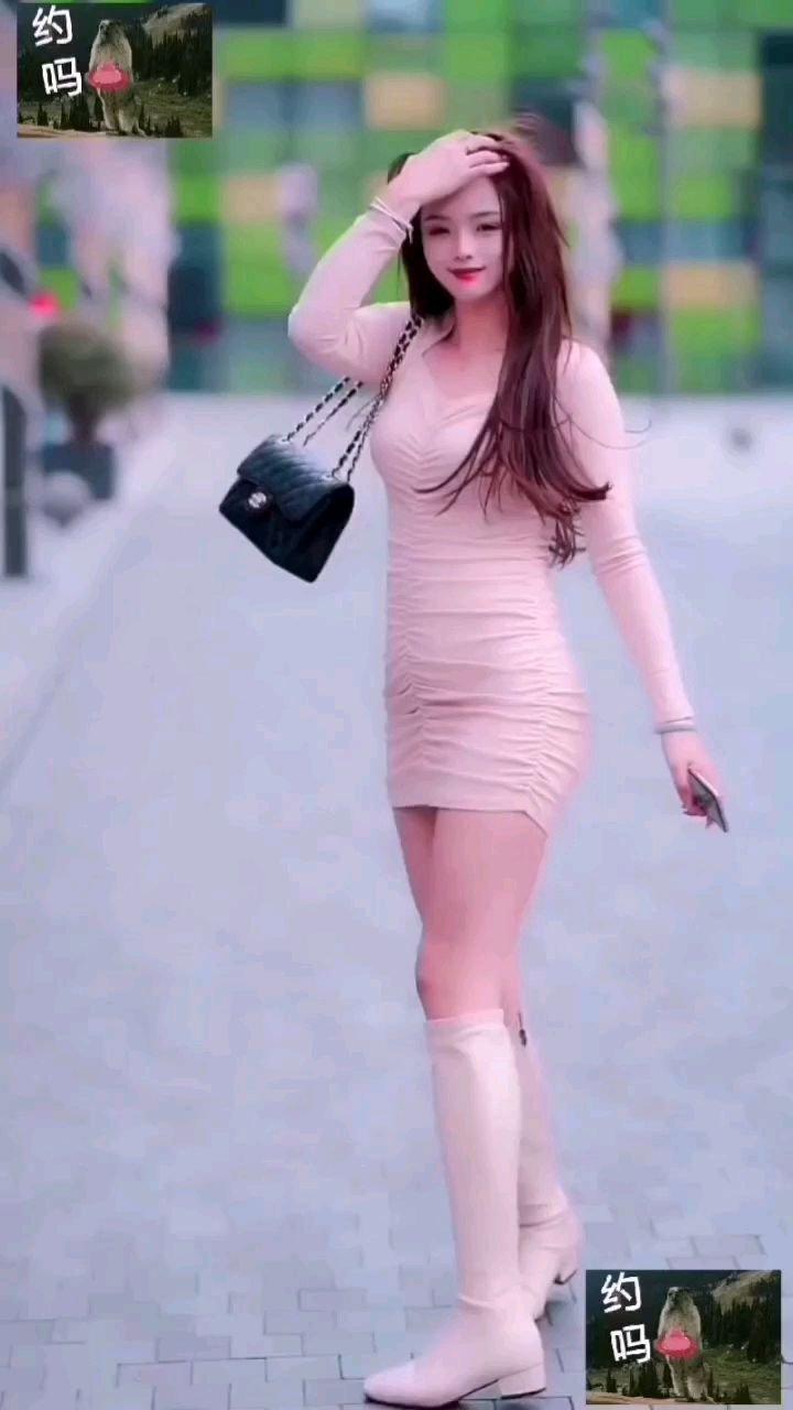 #花椒颜选 #谁还没有大长腿了 让全世界拜倒你的美?