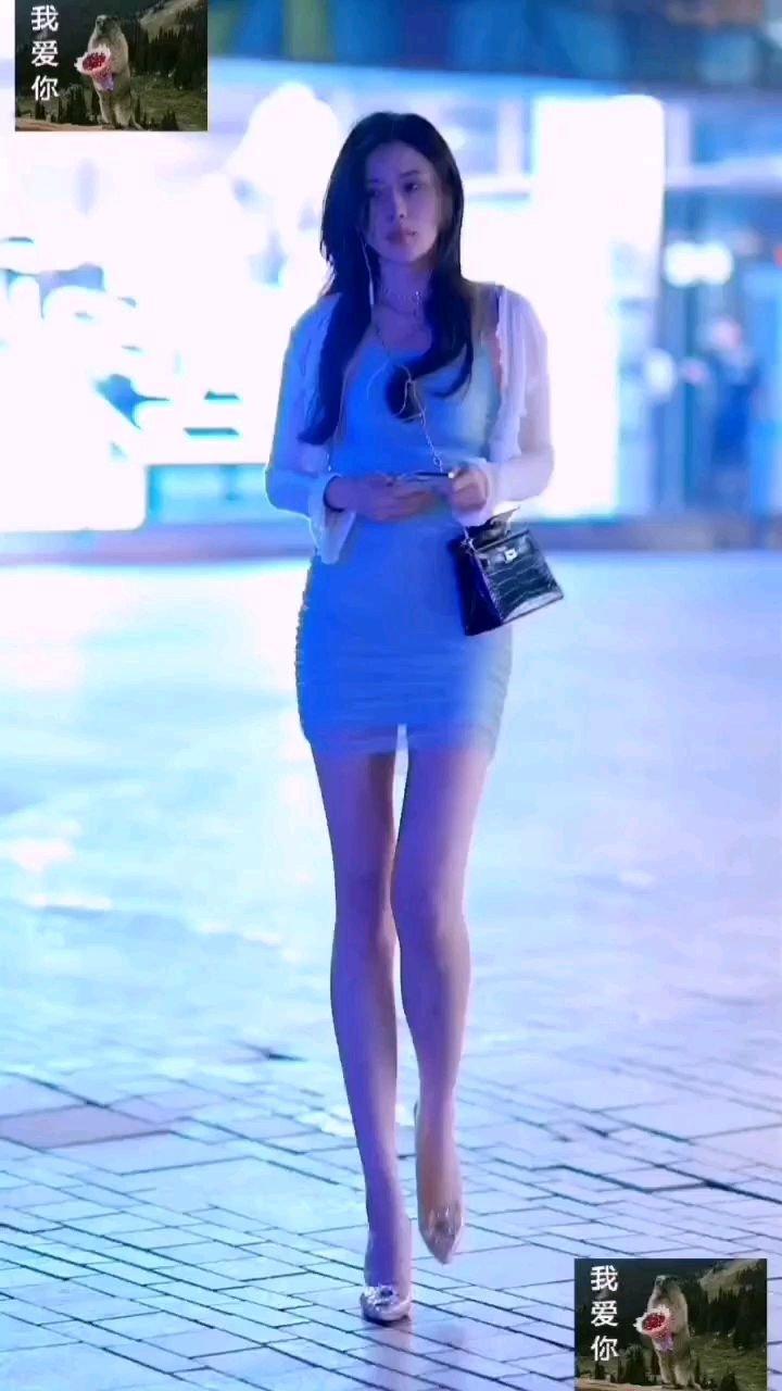 #花椒好舞蹈 让全世界拜倒你的美? #谁还没有大长腿了
