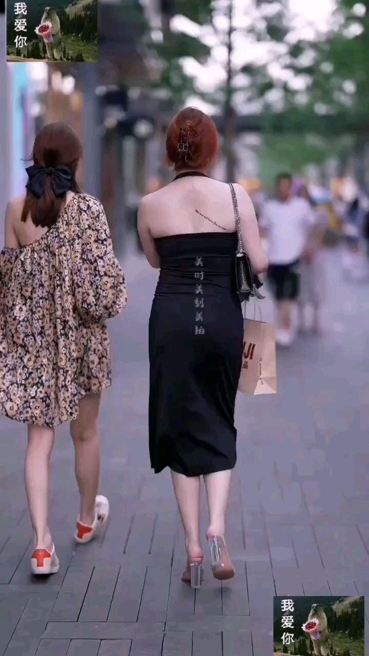 #颜即是正义 让全世界拜倒你的美? #谁还没有大长腿了