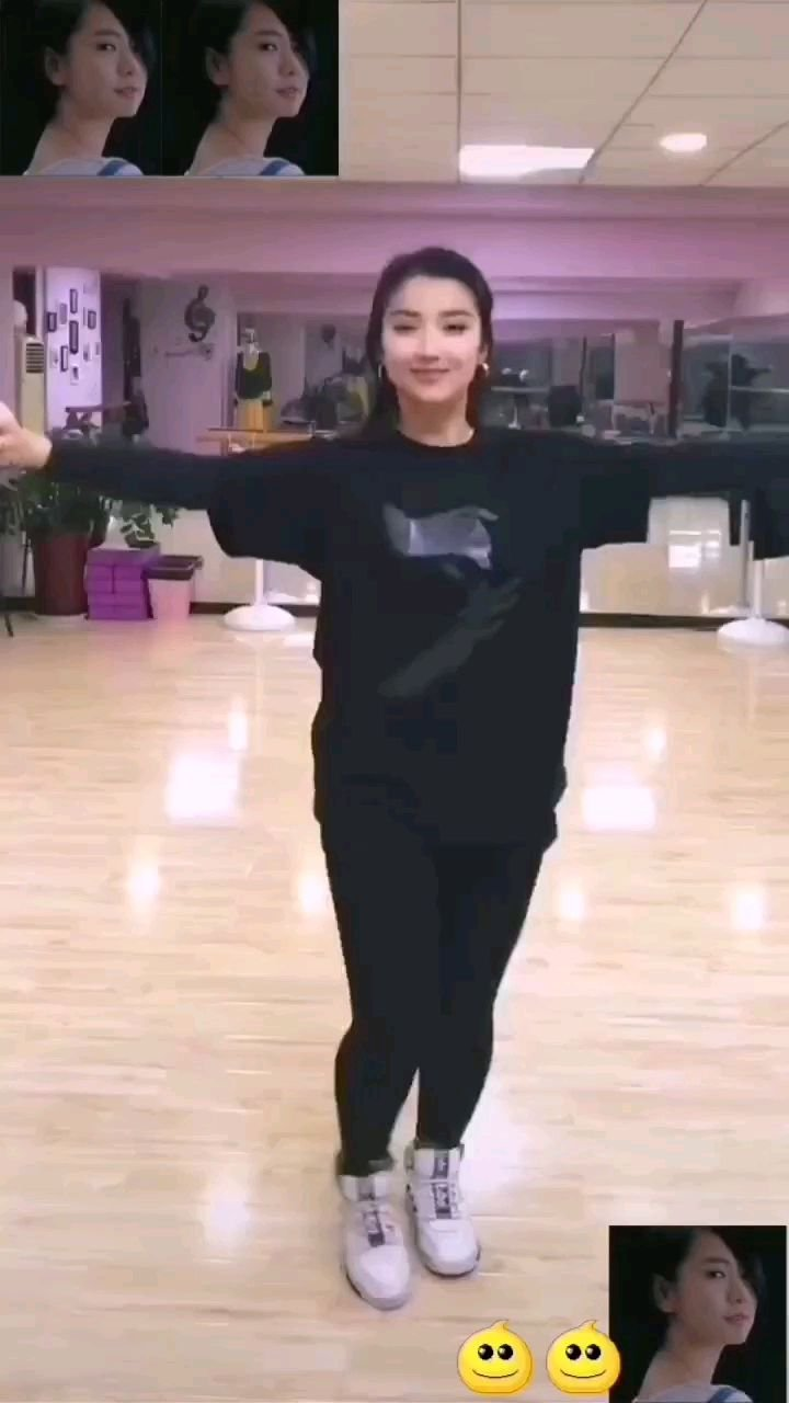 #花椒好舞蹈 跳出健康跳舞气质#谁还没有大长腿了