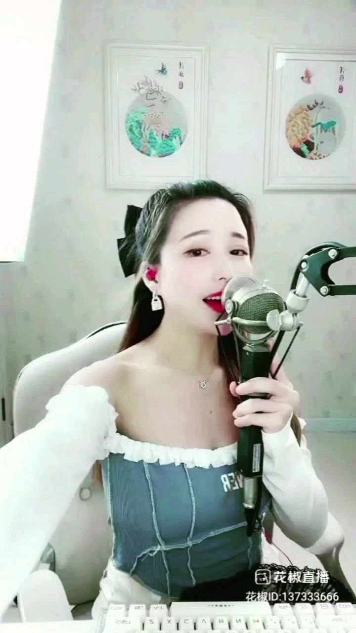 你是最美的百合花呀?????????