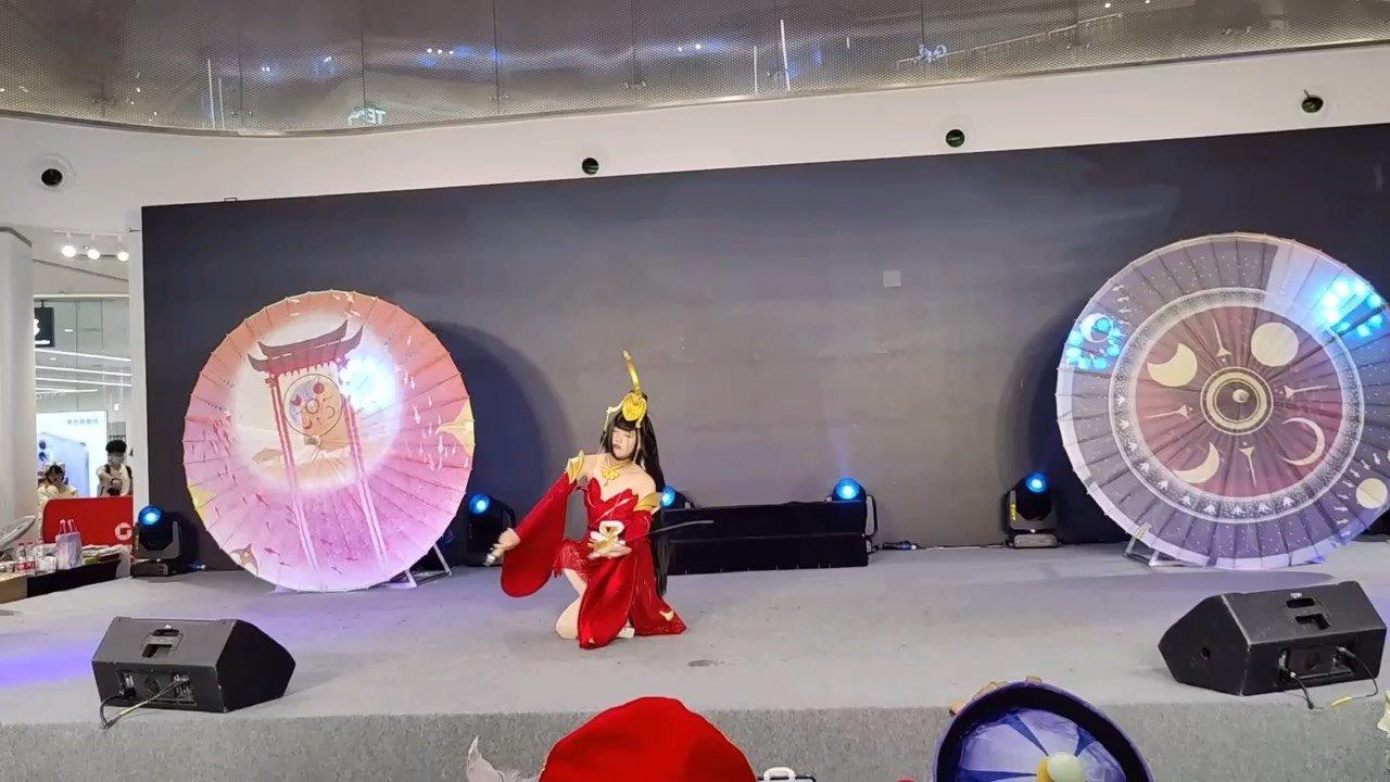 虞姬独舞!