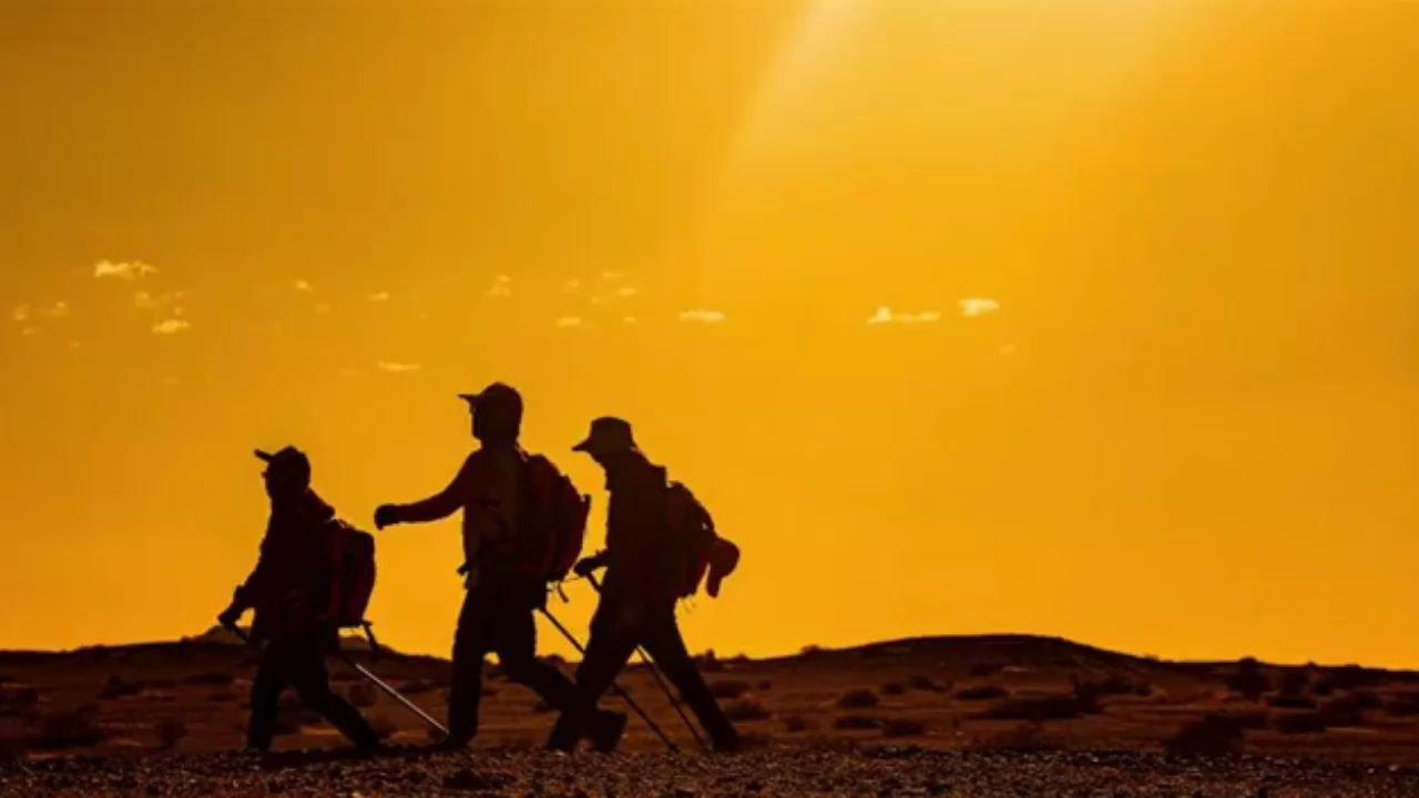 不再犹豫永不放弃勇往直前[太阳][太阳]  ——领袖毅行盖世金口致敬你我