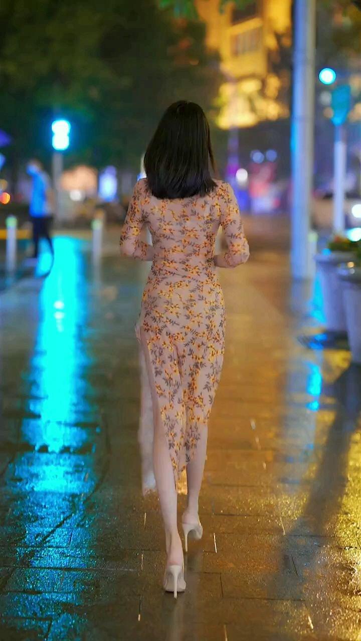 旗袍小姐姐,#花椒好舞蹈 #花椒热点
