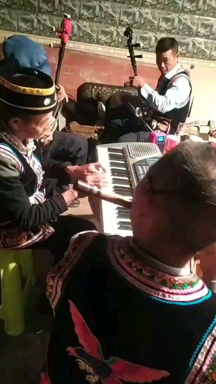 贵州兴义八音坐唱