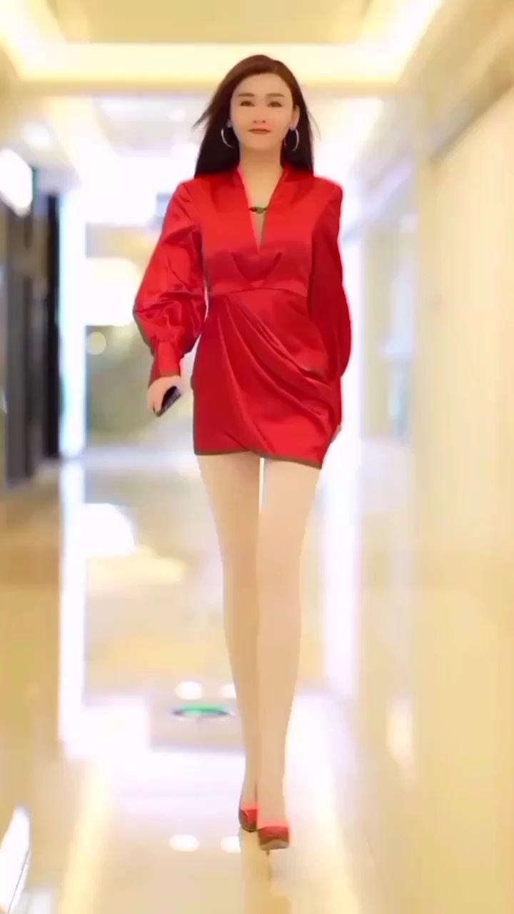 #气质美女 #大长腿 #我的花椒相册