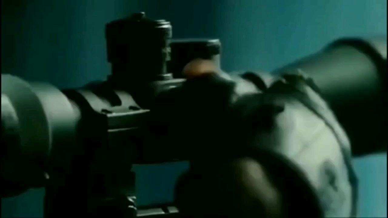 #带上花椒去旅行 #追剧不能停#这是我见过最猛的重型狙击,有之一