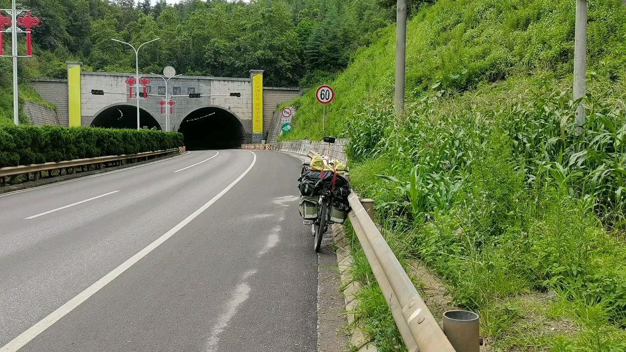 凤城隧【嘀~】度330米#带上花椒去旅行