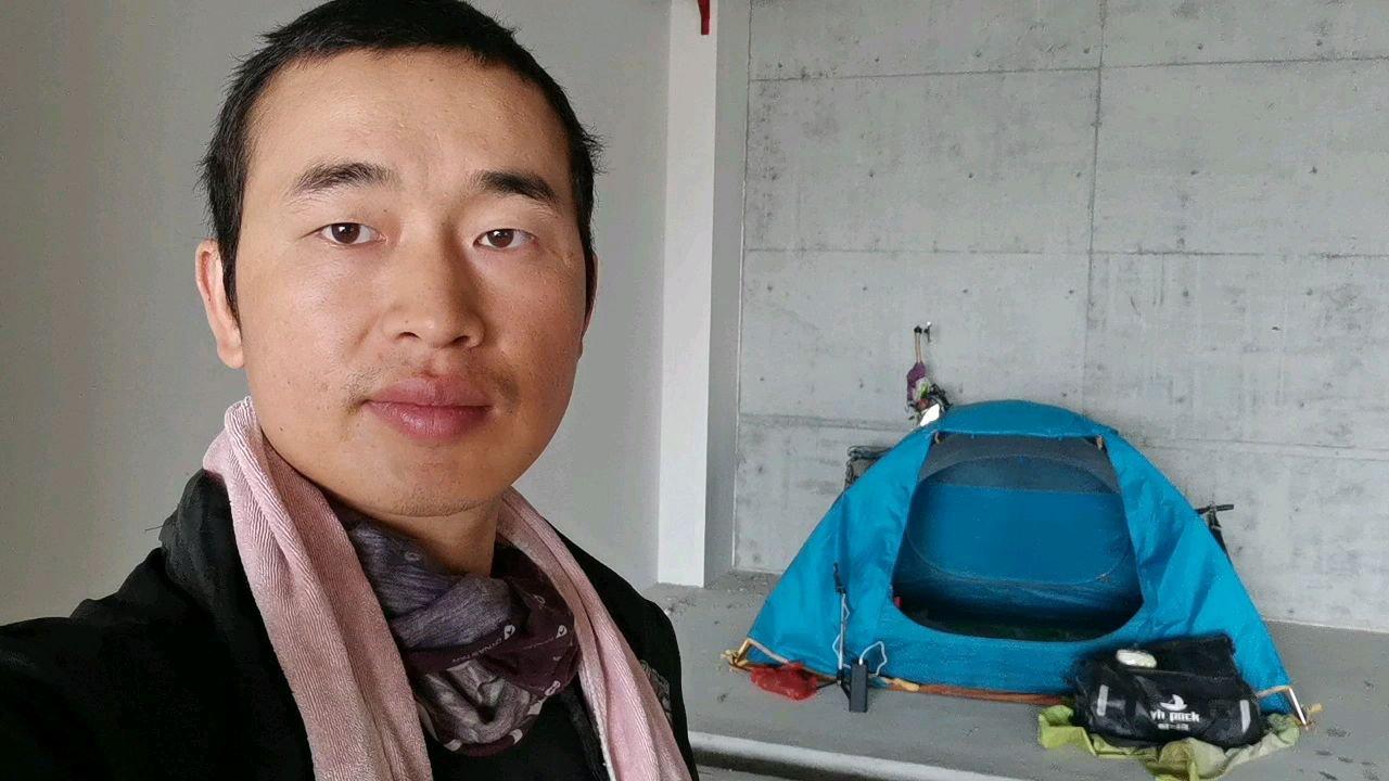 骑行中国 六进西藏之川藏线 露个脸#百年奋进京彩启航 #带上花椒去旅行