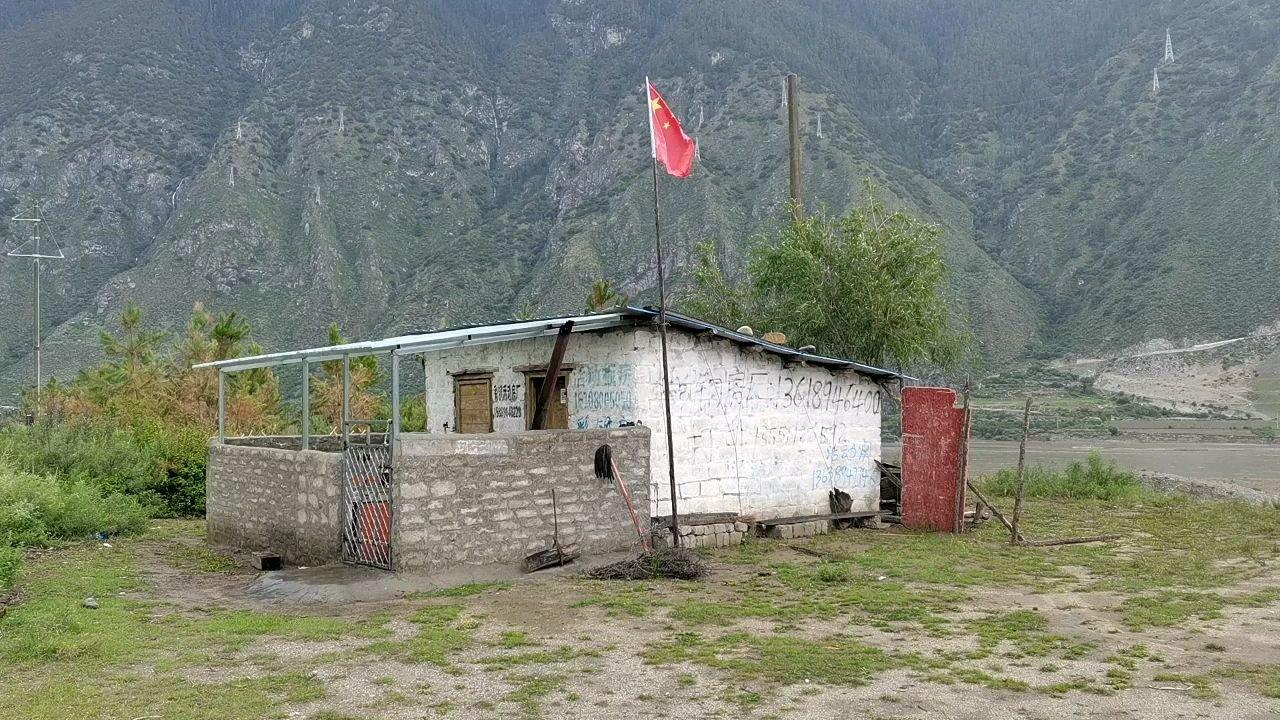骑行中国 六进西藏之林芝 今天营地 雅鲁藏布江畔 219国道边#我的舞台不止讲台 #带上花椒去旅行 #九月你好